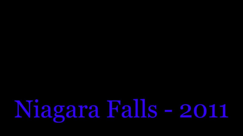 2011-10-08 - Niagara Falls