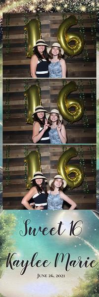 Kaylees Sweet 16