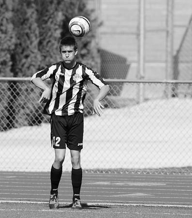 2012-05-01 Soccer Roy @ Logan Varsity