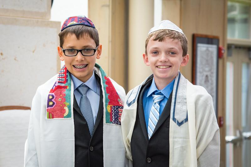 Prevots - Bnai Mitzvah - Day
