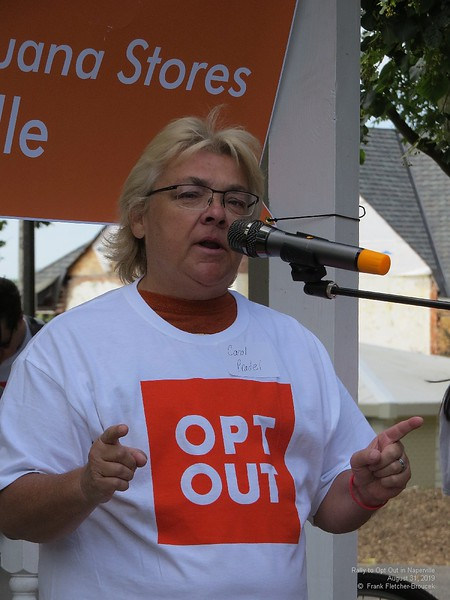 Opt Out Rally SPEAKERS Aug 31 2019 part 8