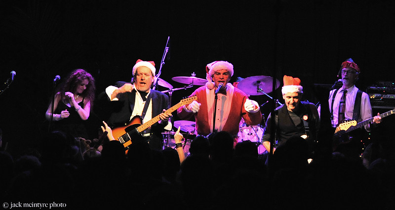 BERU REVUE'S 2015 CHRISTMAS SHOW & BENEFIT AT THE ARDMORE MUSIC HALL