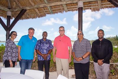 Deputy Prime Minister & Grand Isle Resort | Meeting | 2021 - Exuma, Bahamas
