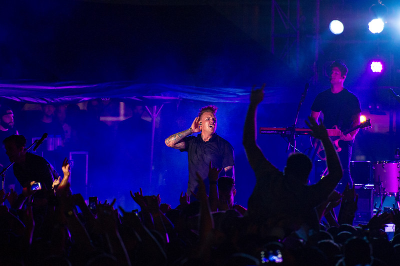 Hoobastank & Papa Roack | Rockin' The Block | Kadena | Okinawa, Japan 7/1/17