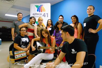 2013-06-30 La Academia Auditions