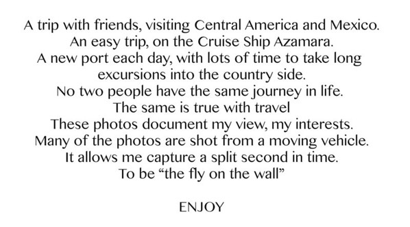 Central America and Mexico 2014