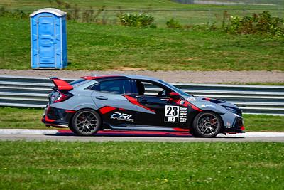 2021 SCCA Pitt Race Aug TT Silver 23 Civic