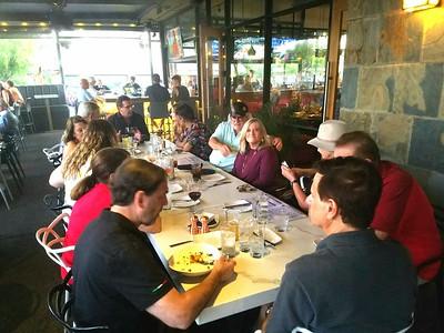 FCA Dinner at Pomo - May 2021