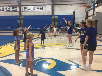 2018 Little Eagles Summer Cheer Camp