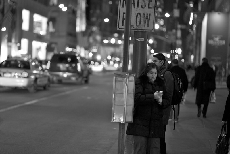 Bus Stop No. 25