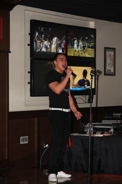 2012 OUAB Karaoke Night Name that Tune