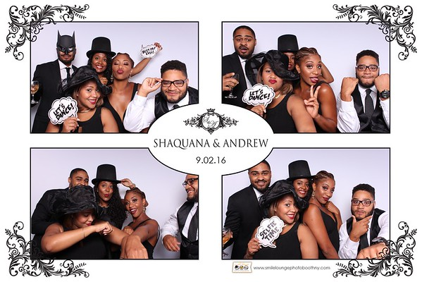 Shaquana and Andrew 9.02.16