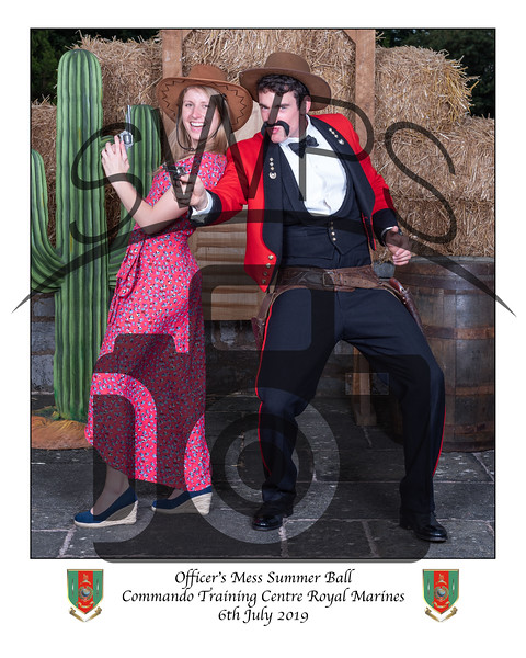 "CTCRM Officers Mess Summer Ball "" THE WILD WEST"""