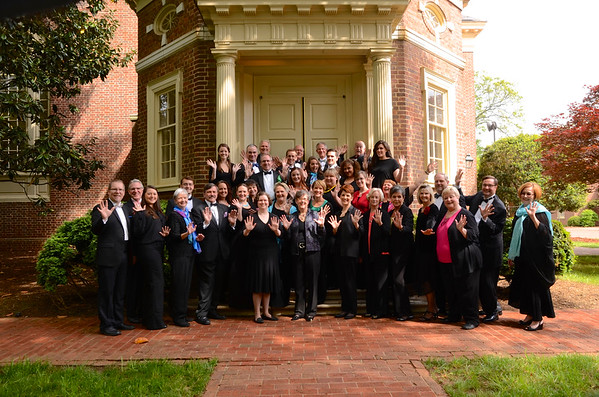 Carolina Voices Festival Singers Luminosity 2015