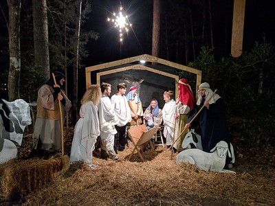 O' Holy Night Scenes and candids
