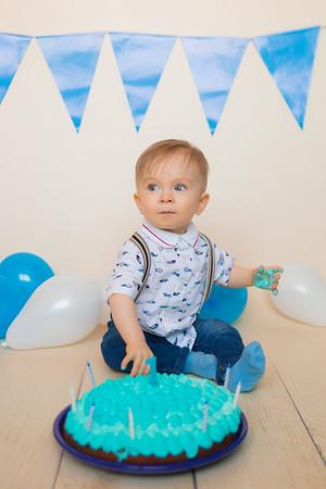 Smash Cake - Geburtstag