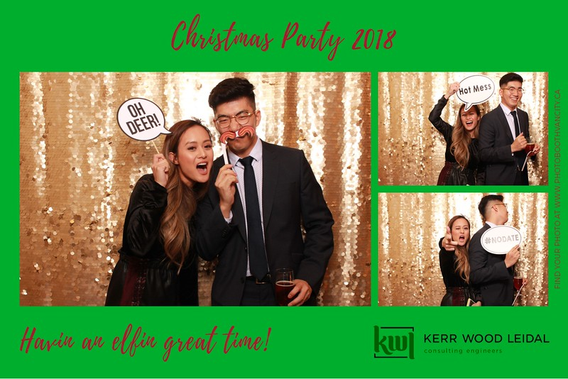 Kerr Wood Leidal Holiday Party 2018