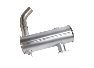JCB 410 SERIES EXHAUST MUFFLER SILENCER BOX