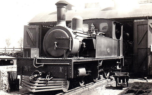 CORK & MUSKERRY LIGHT RAILWAY