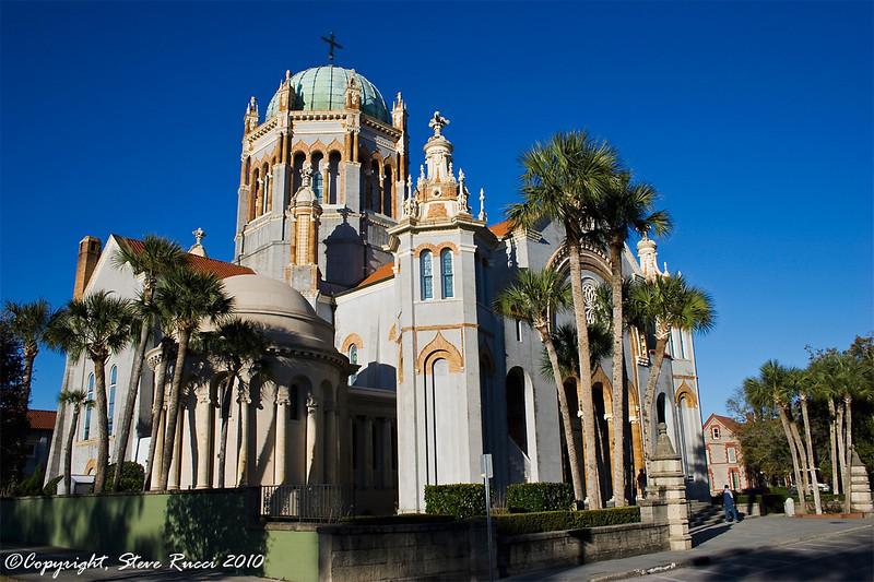 Memorial Presbyterian Church, St. Augustine, Florida