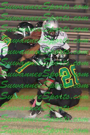 Suwannee Middle School Football 2014