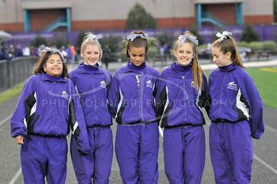 2011 Chantilly Chargers Freshmen Cheerleaders