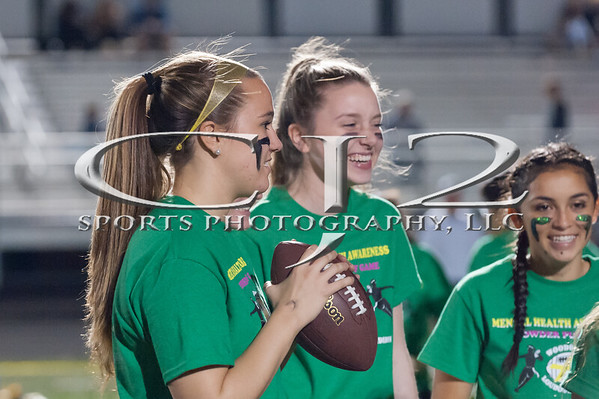 11-4-2015 Woodgrove at Valley Powder Puff Football