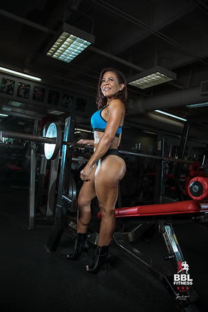 Virginia at the Gym Dec 2018