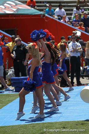 FLORIDA GATORS 04-06-2013 ORANGE VS BLUE