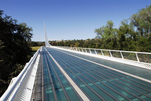 Redding 2009 - Sundial Bridge