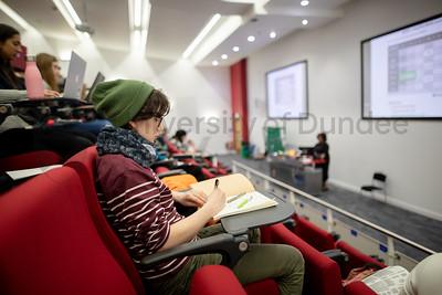Undergraduate Teaching