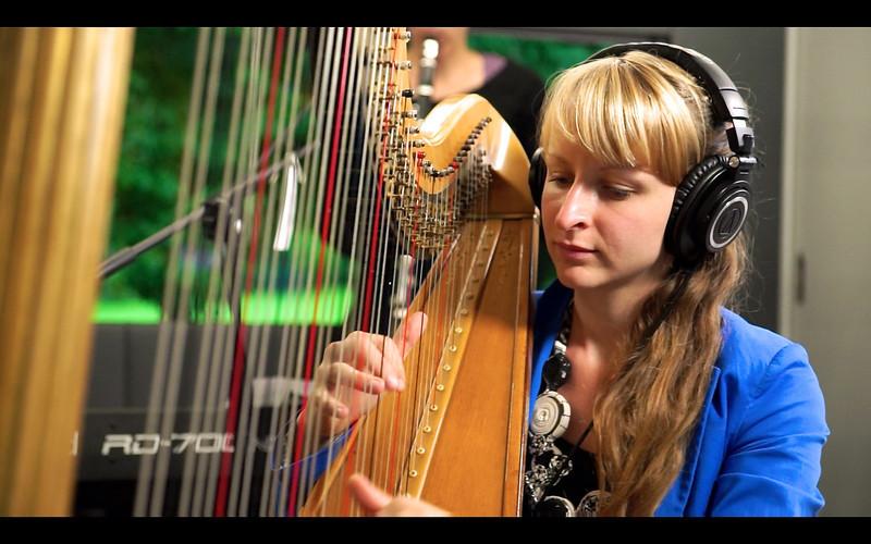 2013_08_20, Austria, Band session, eu.lb.org, JLETB, Salzburg, Audio Technica, Harp