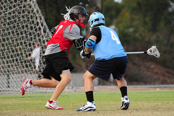Team 5 vs 7, July 19, 2011