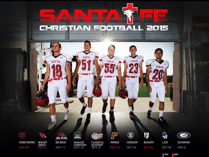 SFC Football 2015 Poster
