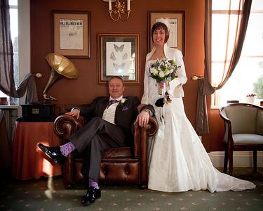 Julie & Mick Wedding Day Specials