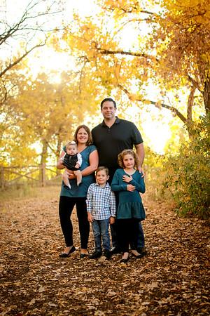 The Harding Family