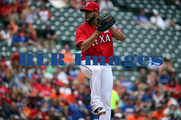 Rangers v Astros June 4, 2017