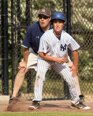 #6 New York vs Athletics