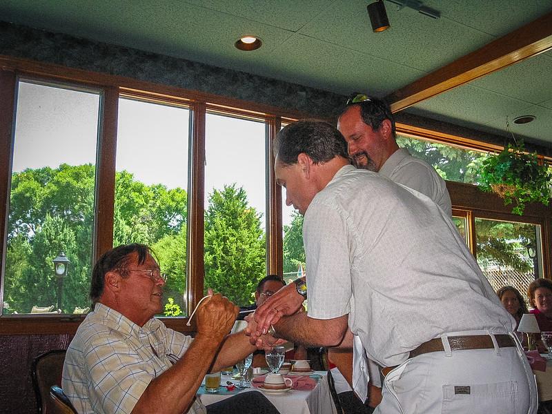 Hoy Family Reunion 2003