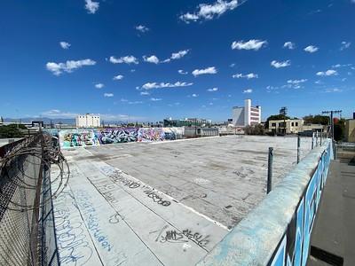 Grafitti Rooftop