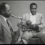 Charlie Parker & Coleman Hawkins