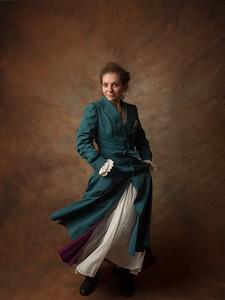 Allie Long Coat