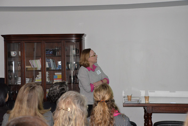 Women's Networking Group: February, 2015