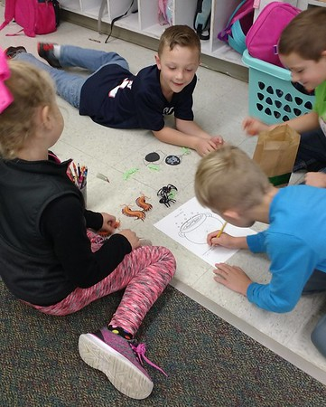 20181030  Grade 2 Halloween Graphing Day