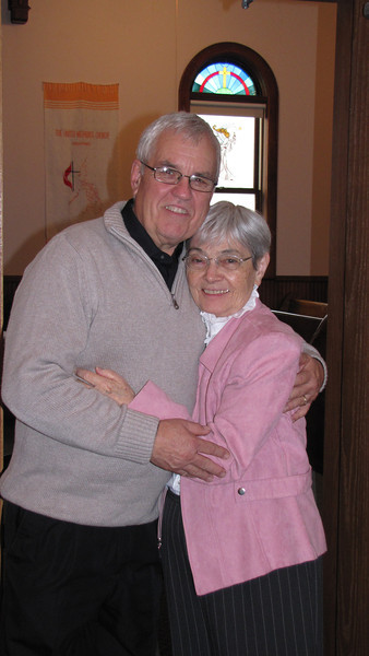 Fim Fulmer and Myrtle Clark