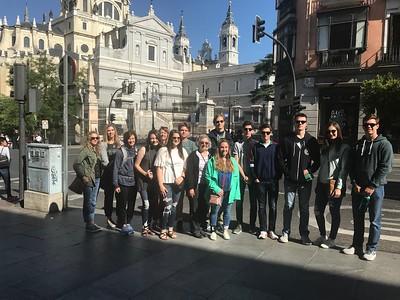 2018 12th Grade Trip
