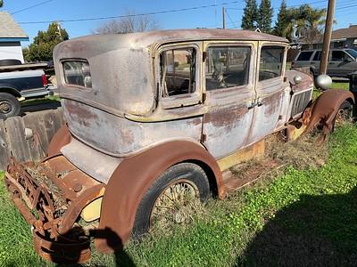1930 Lincoln Denair, Ca