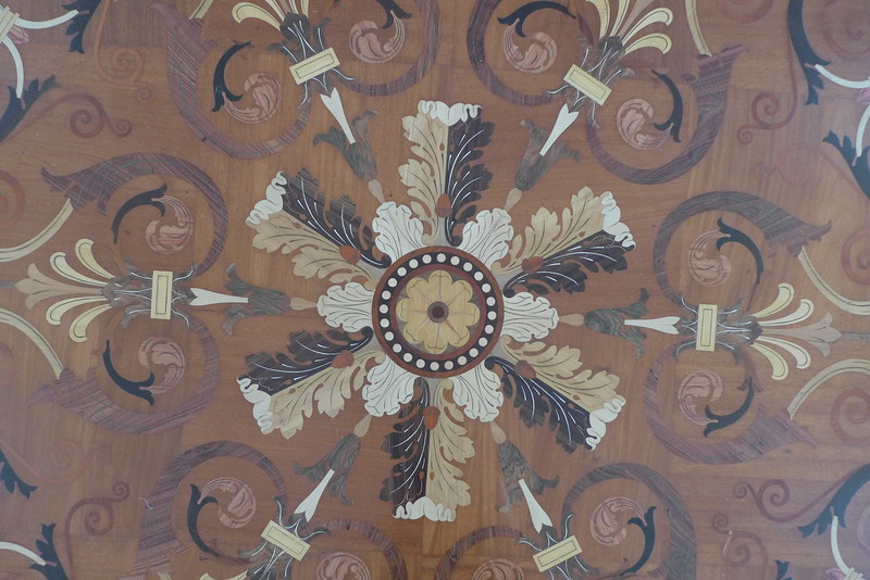 csw3; rc4inlaid floor in Throne Room, Hermitage, St. Petersburg, Russia