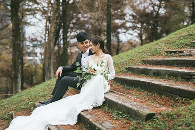 Pre-wedding | Orion + Tess
