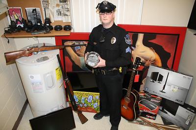 Rush Police Arrest Burglary Ring, Hometown (3-6-2012)
